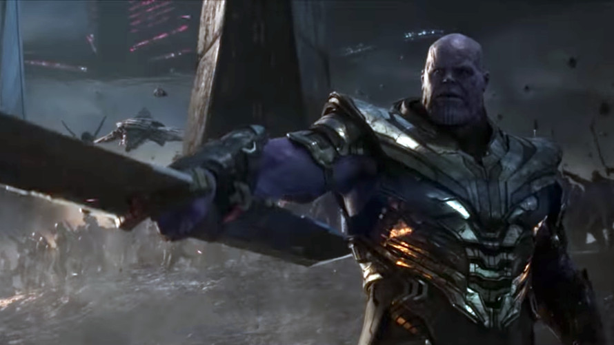 Photo of Avengers: Endgame Director Talks About What Thanos' Sword Was Made Of
