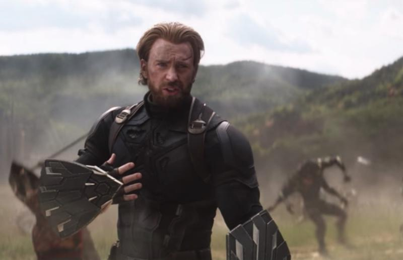 Photo of Avengers: Infinity War – Captain America Almost Had a Different Shield Than What We Saw