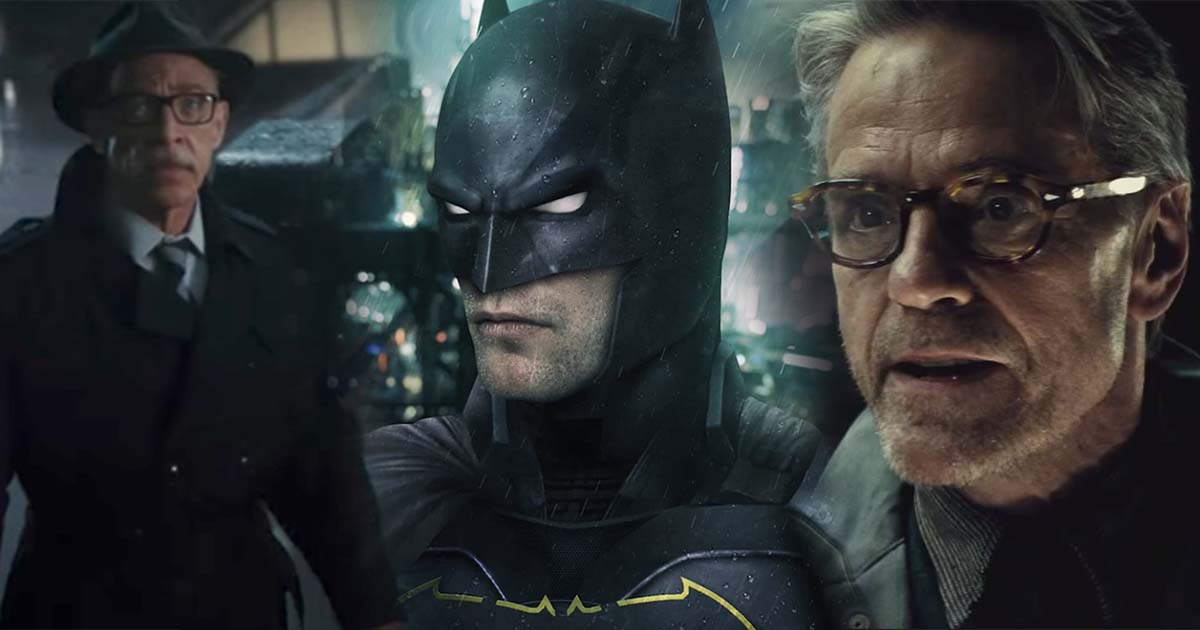 Photo of Commissioner Gordon & Alfred Will Be Recast in Matt Reeves' 'The Batman'