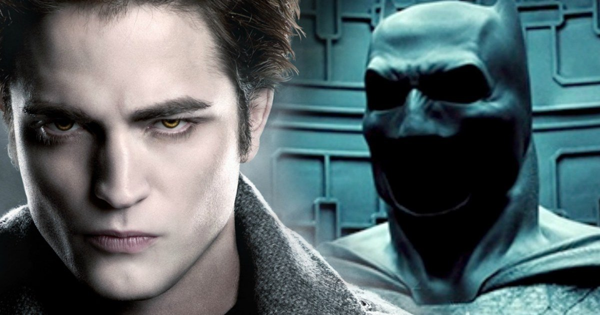 Robert Pattinson The Batman DCEU