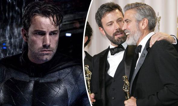George Clooney Ben Affleck Batman