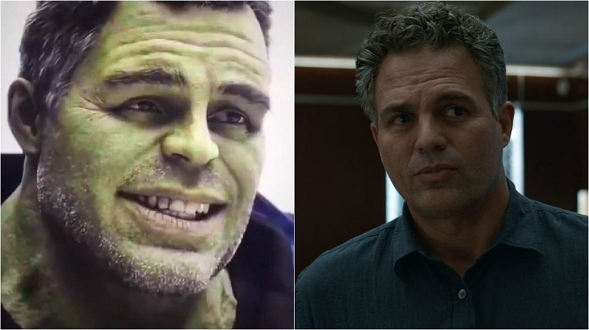 Photo of Avengers: Endgame Writers Have Revealed the 'Hero Hulk' Scene That Was Removed