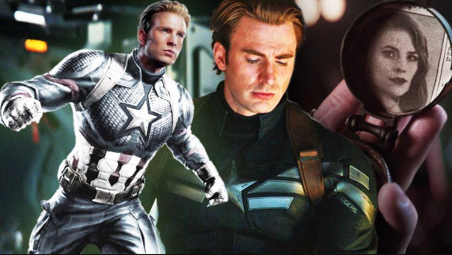 Avengers: Endgame Bucky Barnes Captain America
