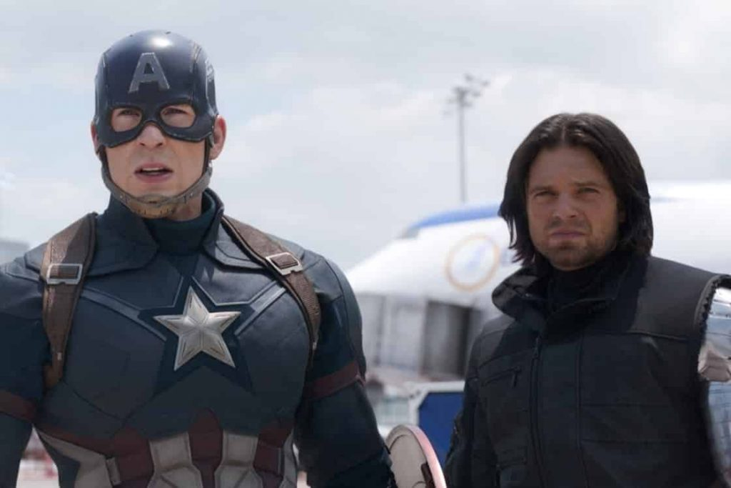 Captain America: The Winter Soldier Plot Hole for Bucky