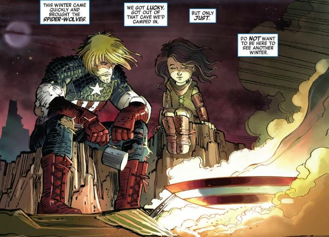 Avengers: Endgame Captain America MCU