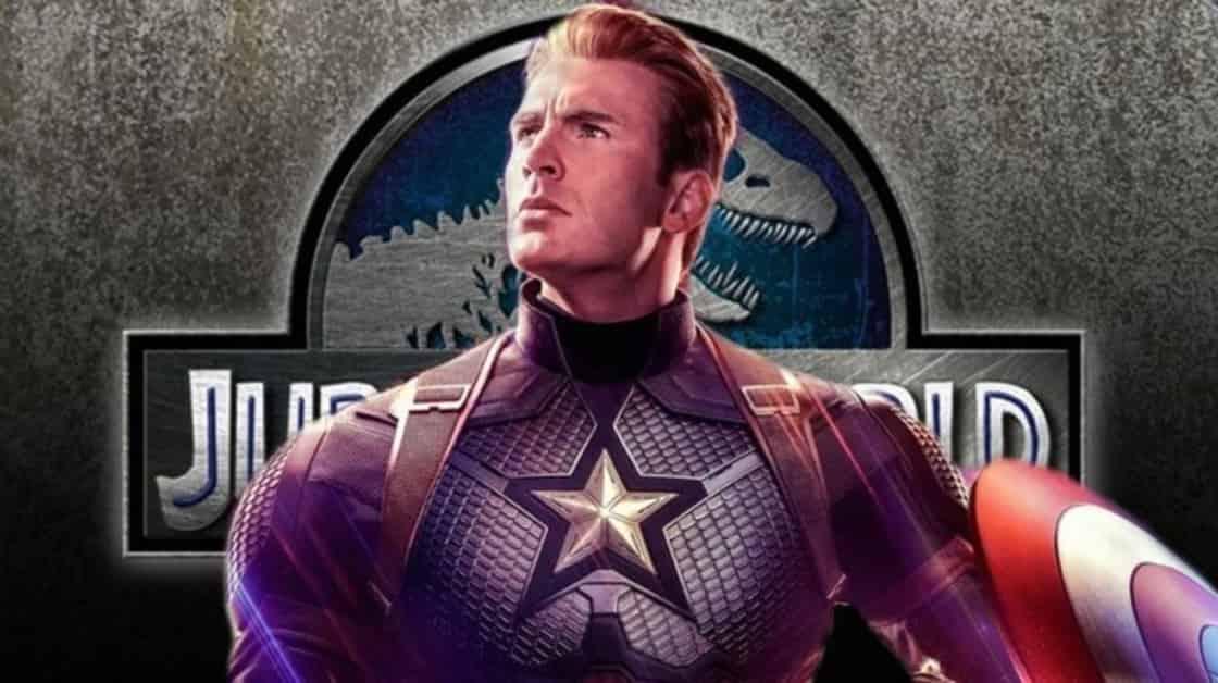 Avengers: Endgame Jurassic World