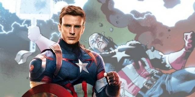 Avengers: Endgame Directors Captain America Mjolnir Age of Ultron
