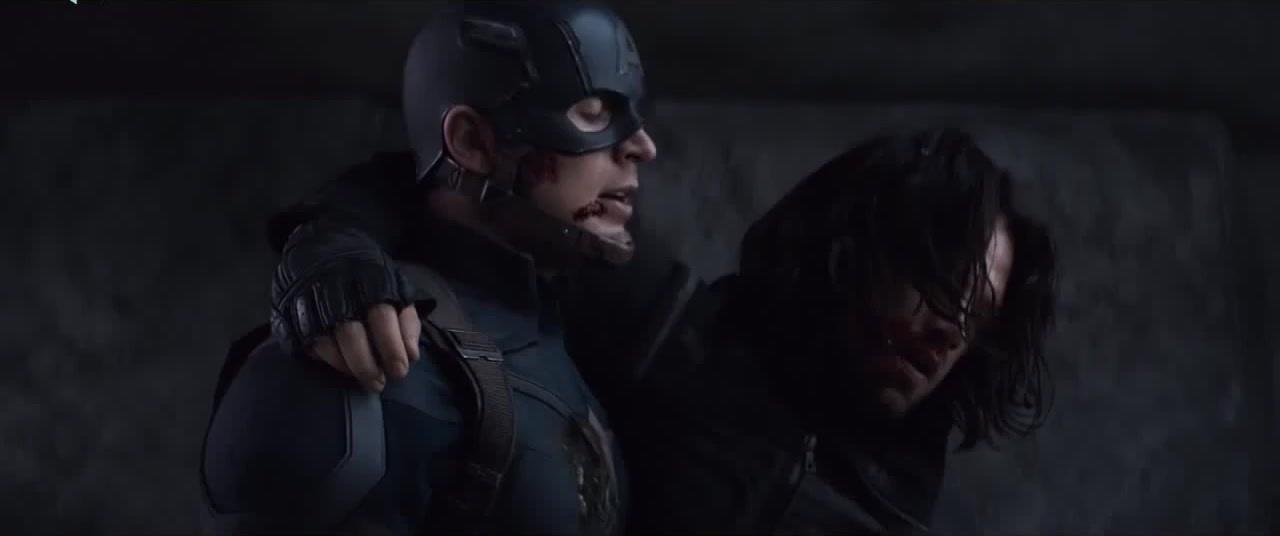 Avengers: Endgame Old Captain America Chris Evans
