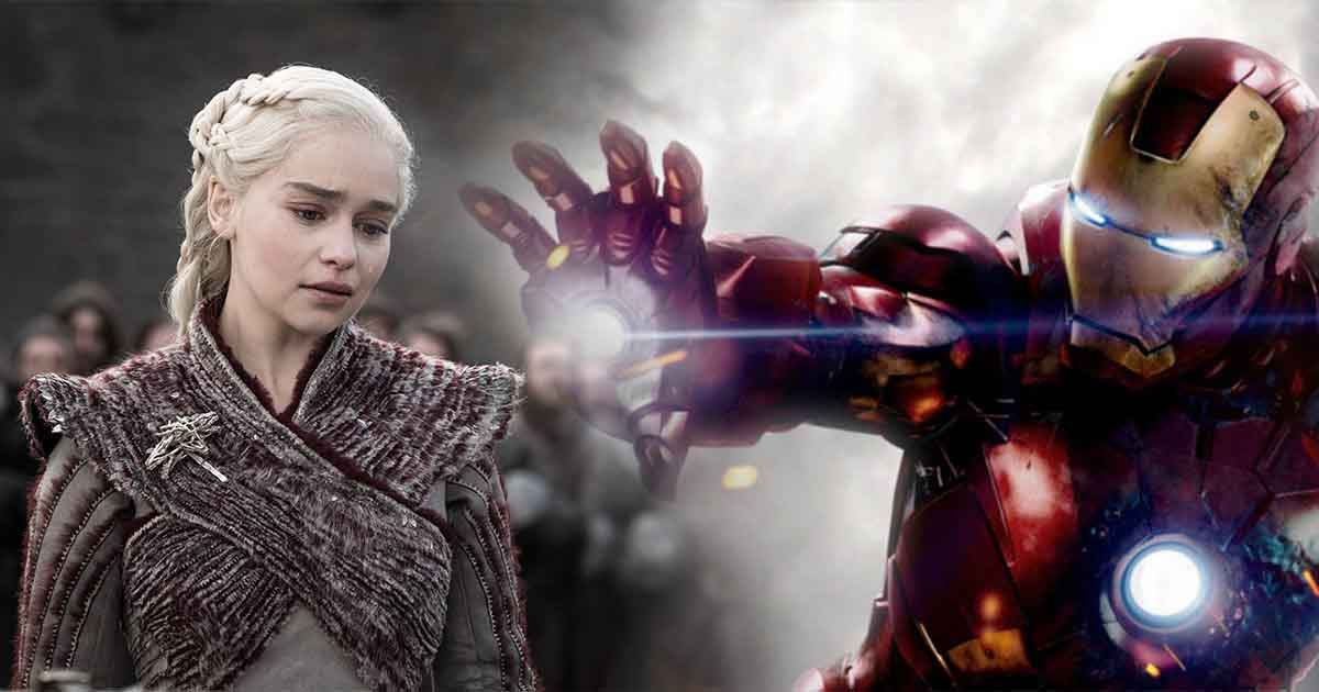 Photo of Iron Man 3 Originally Cast Game of Thrones Star Emilia Clarke