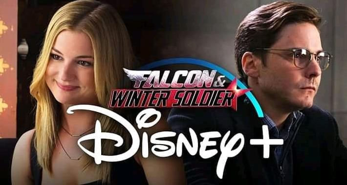 Falcon & Winter Soldier Baron Zemo Sharon Carter