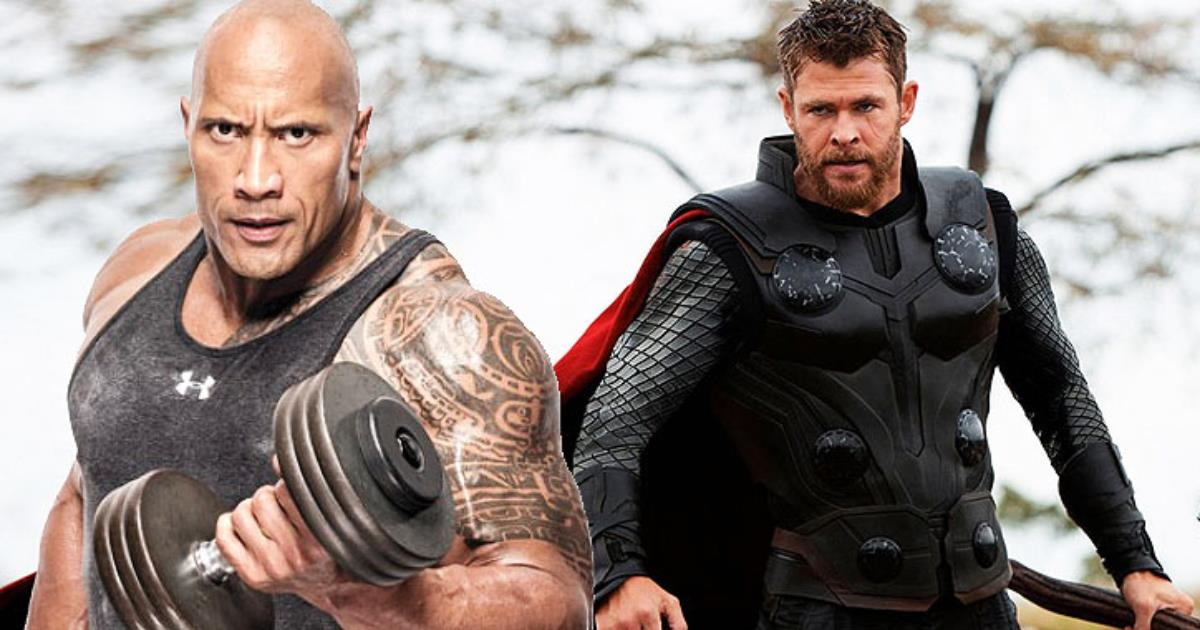 Photo of Dwayne 'The Rock' Johnson is the Highest Paid Actor Beating Avengers Stars
