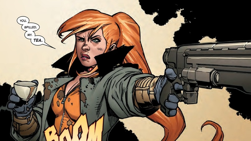 Photo of New Report Suggests that Marvel Wants Elsa Bloodstone to Join the MCU