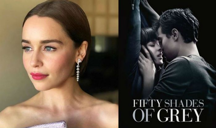 Emilia Clarke Fifty Shades of Grey