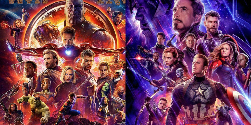 Avengers: Infinity War & Avengers: Endgame