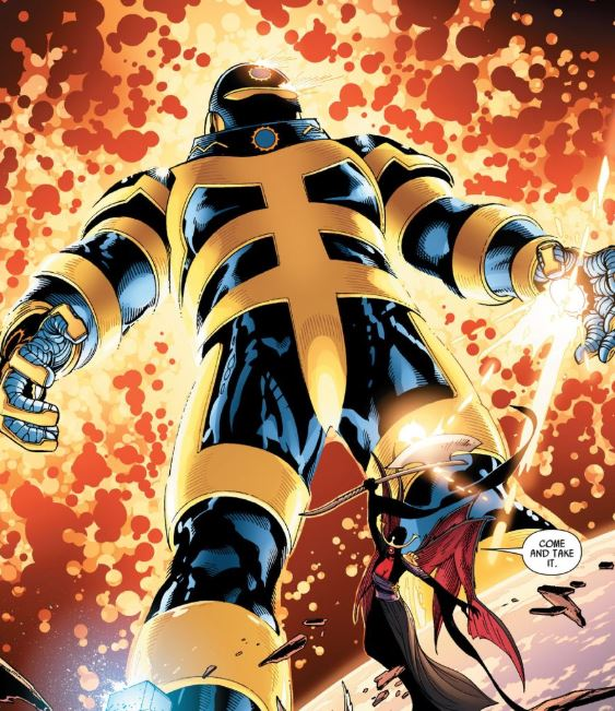 Strongest Celestials in Marvel