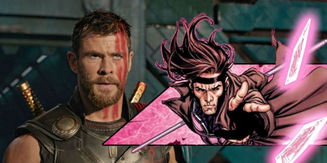 Photo of Chris Hemsworth Felt Heartbroken When He Wasn't Cast as Gambit in X-Men Movies