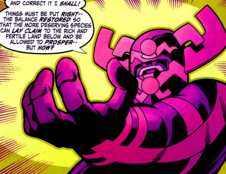 Strongest Celestials in Marvel