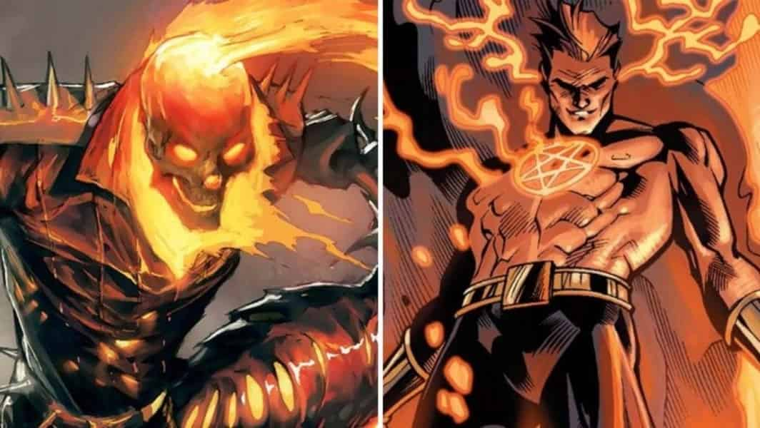 Ghost Rider Blade Helstorm MCU