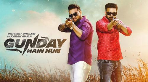 Gunday Hai Hum Mr Jatt