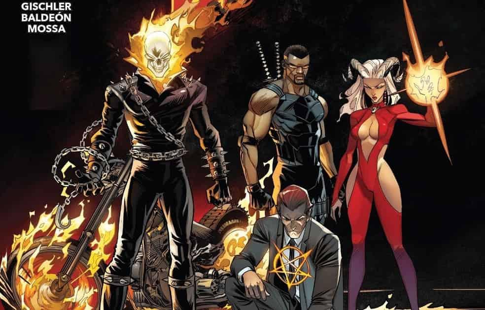 Blade TV Series Marvel Hulu