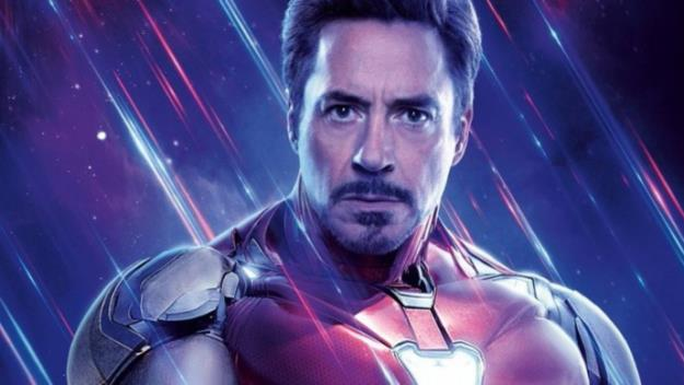 Avengers: Endgame Iron Man Marvel