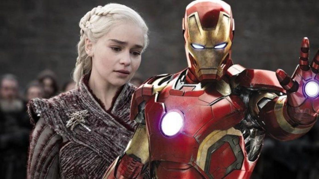 Iron Man 3 Emilia Clarke Game of Thrones
