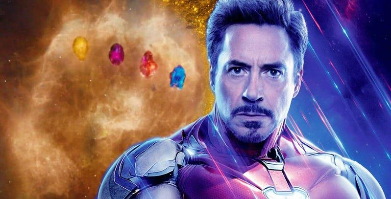 Photo of Robert Downey Jr. Shares Behind The Scenes Look at 'I am Iron Man' Moment