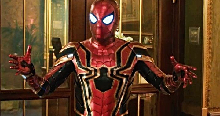 Spider-Man: Far From Home Trailer 2