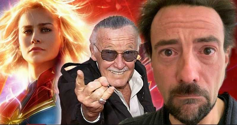 Captain Marvel Stan Lee Cameo
