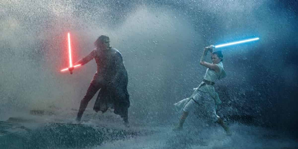Star Wars The Rise of Skywalker First Look