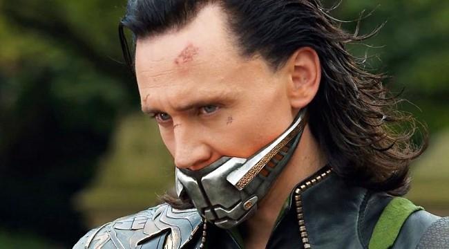 Tom Hiddleston Loki Disney+ Series