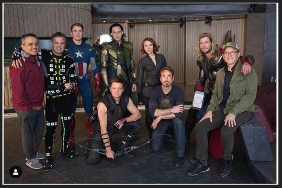 Avengers: Endgame Loki Original Avengers