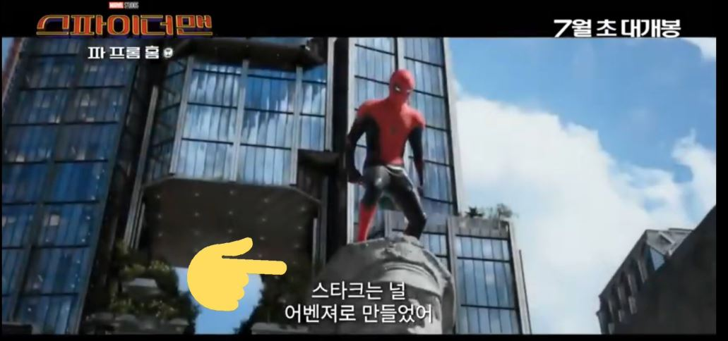 Spider-Man: Far From Home TV Spot Avengers Tower