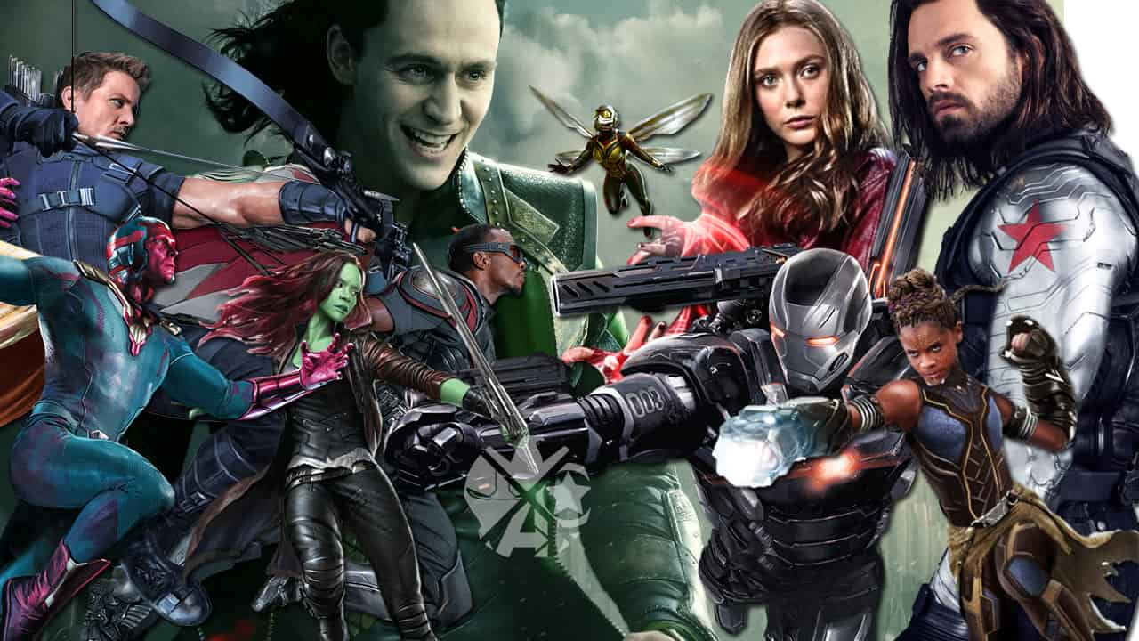 "Photo of Disney+ – Falcon & Winter Soldier, WandaVision, Loki, Hawkeye & ""What if?"" Get Release Dates"