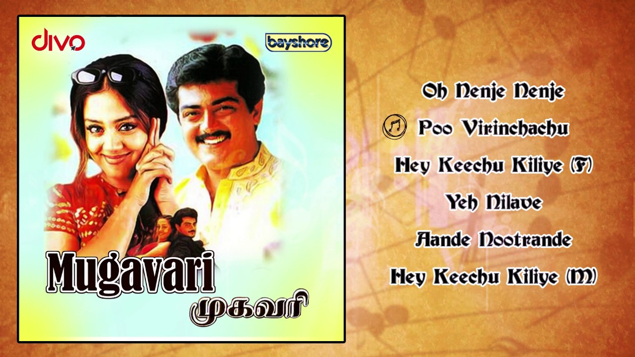 Photo of Mugavari Songs Download in High Definition (HD) Audio Free