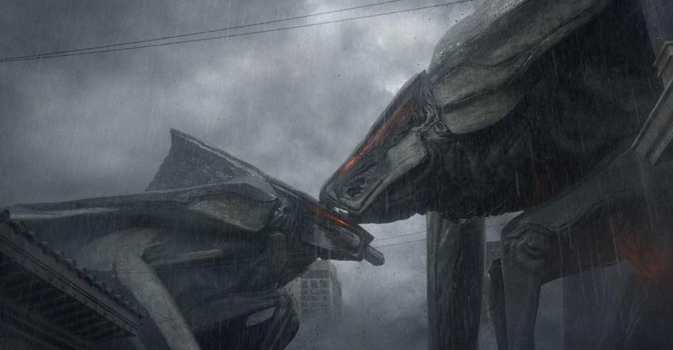 Godzilla: King of The Monsters Prequel MUTO Prime