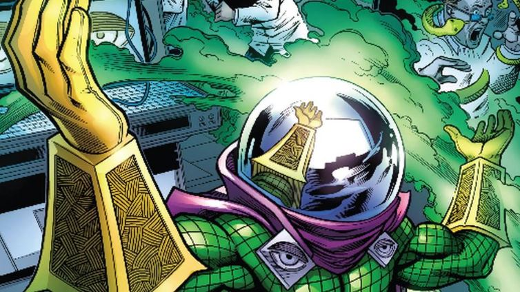 Powers of Mysterio