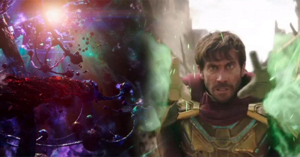 Spider-Man: Far From Home Trailer Mysterio MCU
