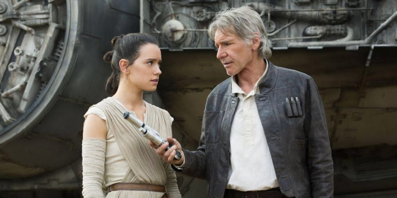 Photo of Star Wars: The Rise of Skywalker Rumor Tells the Shocking Truth of Rey's Parentage