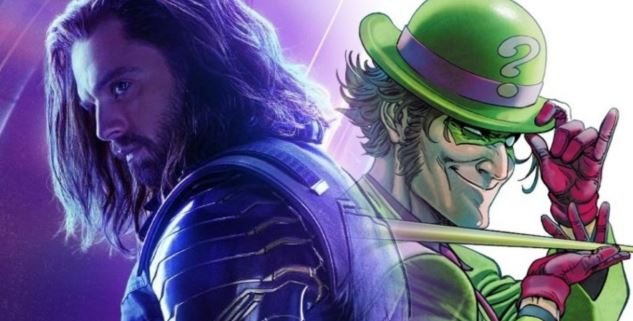 Photo of Here's How Sebastian Stan Could Look Like 'The Riddler' in 'The Batman'