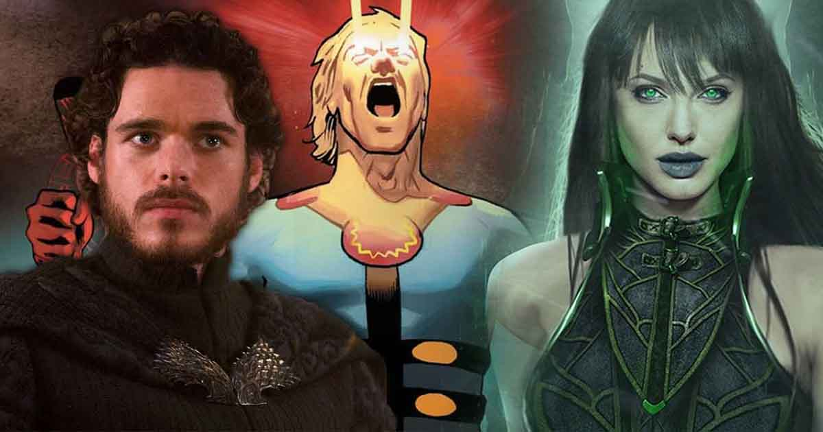 Photo of Marvel's 'The Eternals' Casts 'Game of Thrones' Star Richard Madden as Ikaris