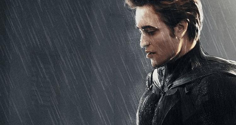 The Batman Robert Pattinson Matt Reeves