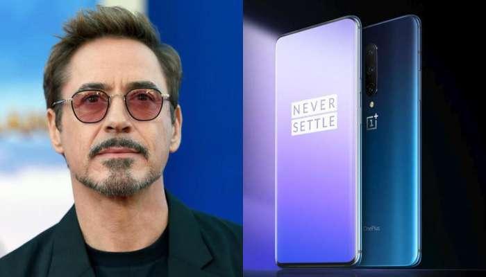 Robert Downey Jr. OnePlus 7