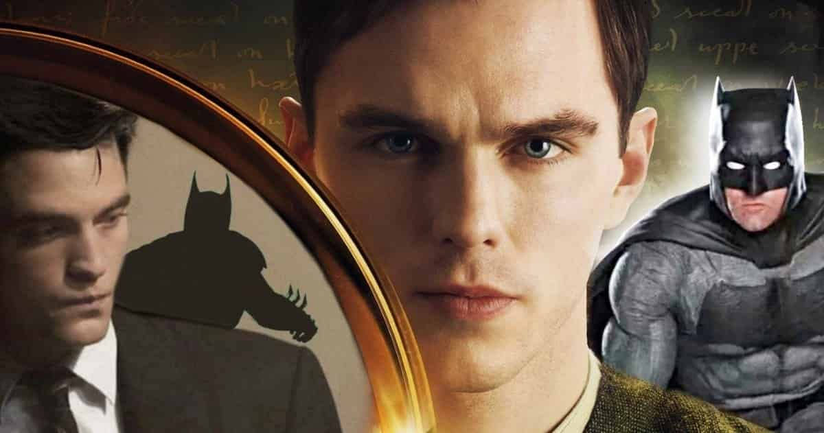 Photo of The Batman – Robert Pattinson & Nicholas Hoult Reportedly Screen Testing This Week