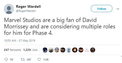 The Walking Dead Marvel MCU Phase 4