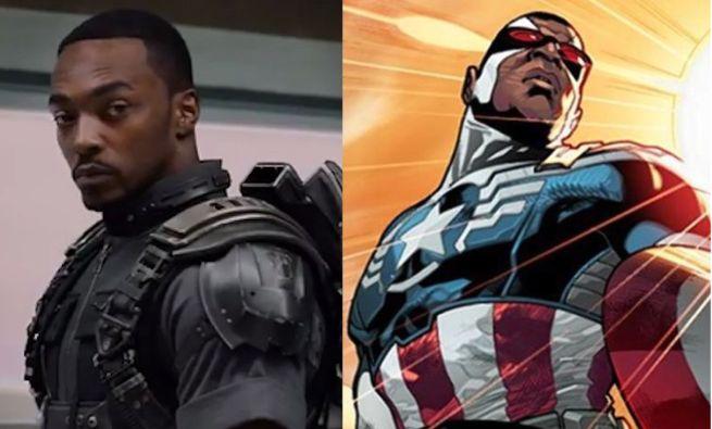 Avengers: Endgame Captain America: The First Avenger
