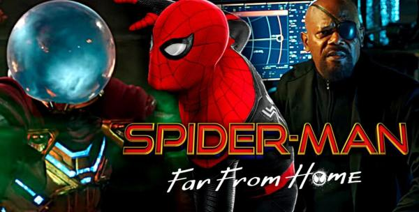 Spider-Man: Far From Home Captain Americ