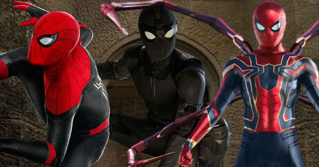 Spider-Man: Far From Home TV Spots Spidey Suits