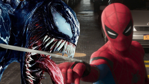Far From Home MCU Venomverse Sony