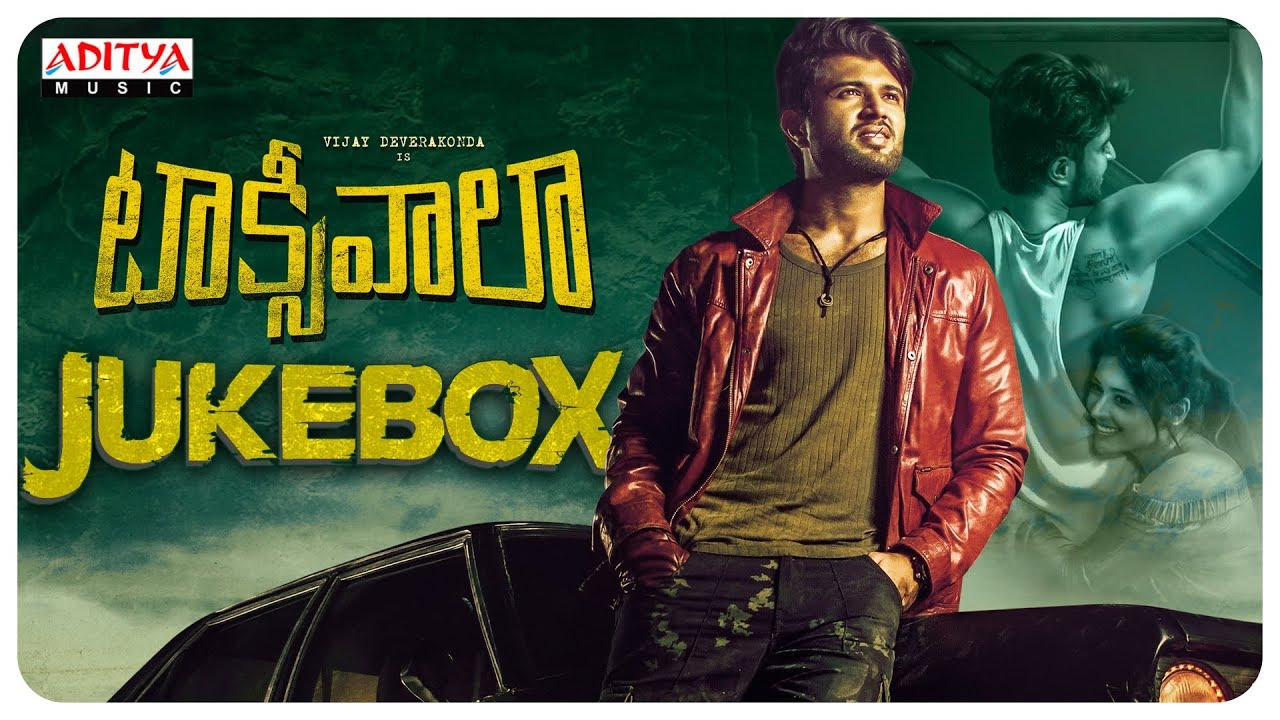 Photo of Taxiwala Mp3 Songs Download in High Definition (HD) Audio